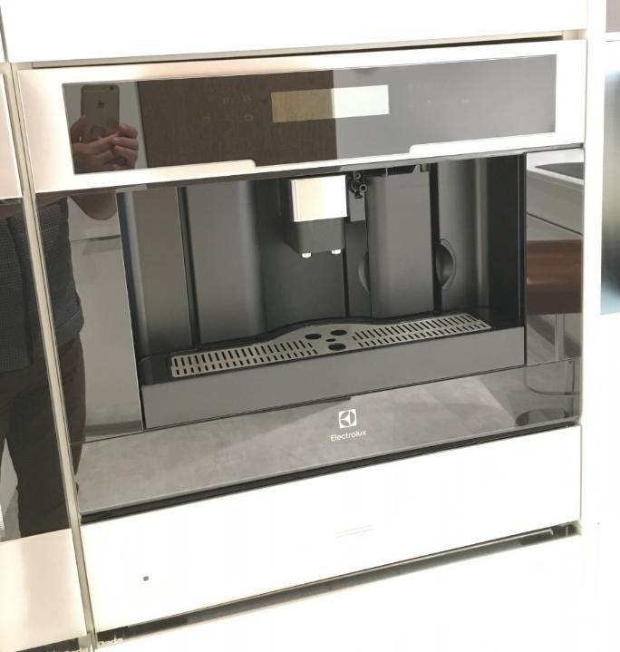 嵌入式全自動咖啡機,14厘米嵌入式保溫抽屜