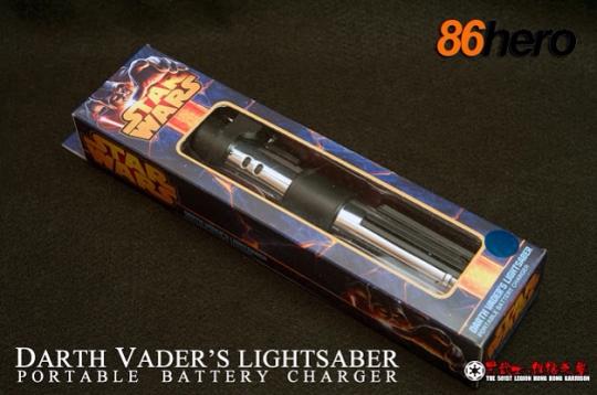22折! 慶祝開業500天及國慶. 86Hero <Star Wars> 外置式充電器 2800MAH